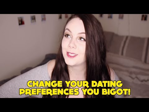 """Neonfiona - """"Change Your Dating Preferences You BIGOTS."""""""