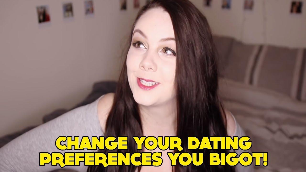Dating a bigot is a bigot