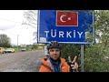 Заехал в Турцию, проход через границу, еще перевалы, первый каучсерфинг...