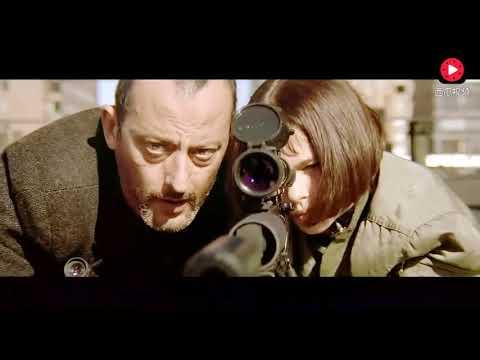 最棒的杀手电影,小女孩学习射击,用狙击枪一枪摞倒黑老大!太经典了!