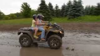 Discover Allegany at Tall Pines ATV Park