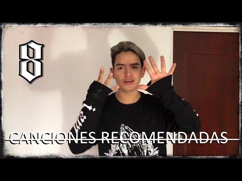 8 CANCIONES RECOMENDADAS - Sebastian Hernandez