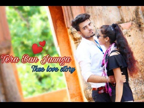 tera-ban-jaunga-l-kabir-singh-l-latest-school-love-story-l-new-love-story-video