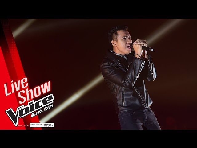 โจอี้ - ความเชื่อ - Live Show - The Voice Thailand 2018 - 4 Mar 2019