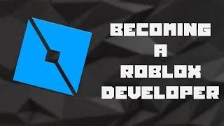 [ROBLOX] Starting as a Roblox Developer