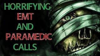 9 HORRIFYING REAL Paramedic, EMT, and Police Calls | Emergency Service Scary Stories and Experiences(WARNING, THIS VIDEO CONTAINS VERY VIOLENT AND DISTURBING MATERIAL. YOU HAVE BEEN WARNED. You all requested it so here you go, hope you ..., 2015-12-20T00:18:04.000Z)