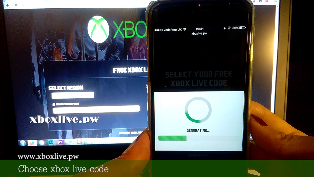 FREE XBOX LIVE GOLDFast Method To Get Free Xbox Live Gold
