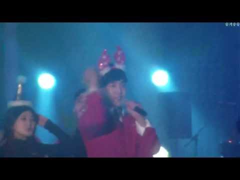 131224李昇基大邱演唱會聖誕歌