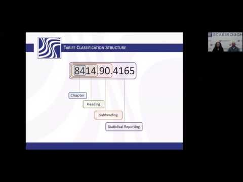U.S. Customs Brokerage and Classification - Full Version