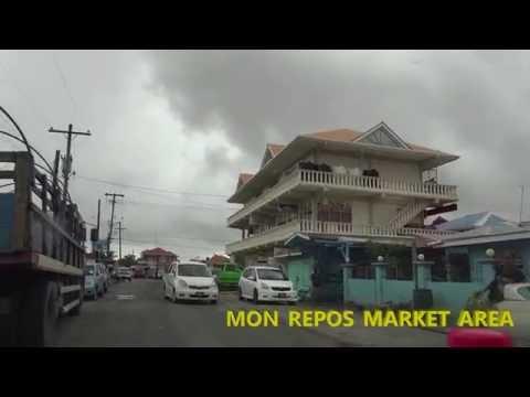 MON  REPOS  MARKET AREA- EAST COAST DEMERARA - GUYANA.