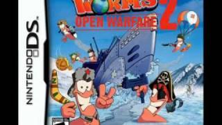 Worms Open Warfare 2 - Pirates Theme