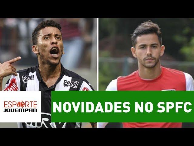 SPFC deve fechar com Marcos Rocha e renovar com Renan