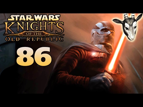 "#86 ● Die Crew ist wieder frei ● LET'S PLAY ""Star Wars: Knights of the Old Republic"""