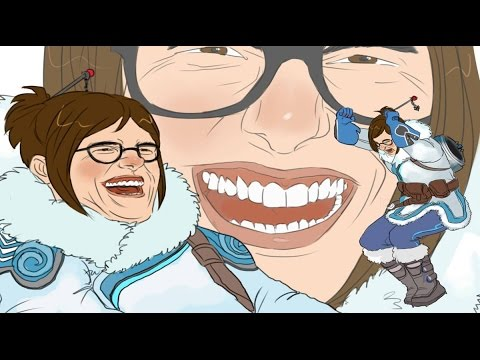 Ultimate Mei Montage - The Most Cancerous Overwatch Hero