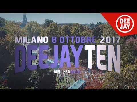 Deejay Ten Milano 2017: il video