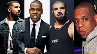Drake CLOWNS Jay Z's 4:44 'Money Phone' Line Holding $100,000 to His Ears