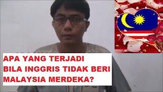 BENARKAH MALAYSIA MERDEKA DI BERI INGGRIS