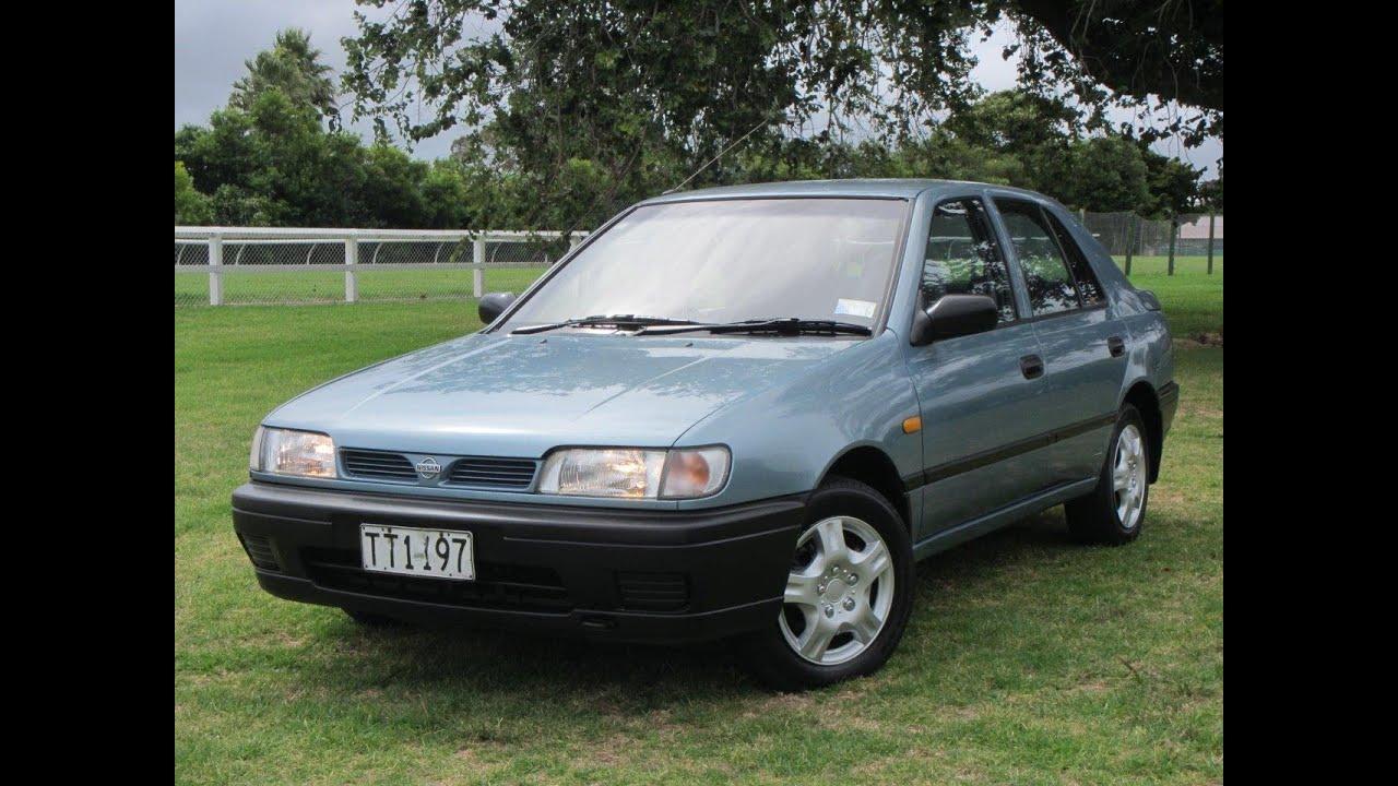 1995 nissan sentra nz new hatch no reserve cash4cars cash4cars sold