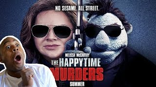 The Happytime Murders | Official Restricted Trailer REACTION!