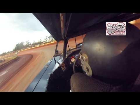 Taylor Cole Super Bomber In-Car Dixie Speedway 6/24/17!