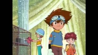 Digimon Tai And Mimi Bath Scene