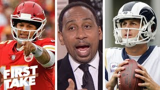 Are the Los Angeles Rams and Kansas City Chiefs the favorites in the NFL? | First Take