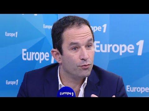 """Benoît Hamon : """"Manuel Valls n'est pas bien placé pour défendre la République"""""""