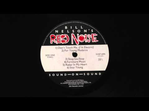 Bill Nelson's Red Noise - Furniture Music [Needle Drop]