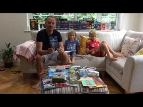 Episode 5: Looking at old sports programmes, books and memorabilia