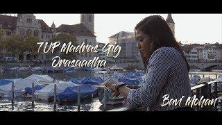 7UP Madras Gig - Orasaadha I Dance Cover by Bavi Mohan I 4K