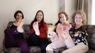 Motherhood without Arms with Special Guests | Toe Talks