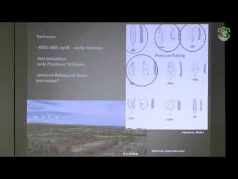 Sonja Kacar - Lithic Production Strategies of Early Neolithic Communities in Northern Dalmatia