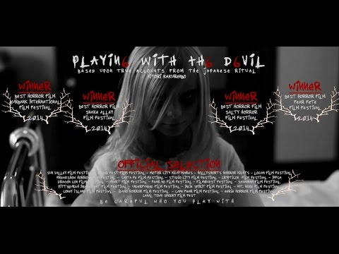 Playing with the Devil Award Winning Short Horror Film based on Japanese Ritual Hitori Kakurenbo