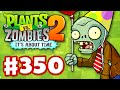 Plants vs. Zombies 2: It's About Time - Gameplay Walkthrough Part 350 - Birthdayz! (iOS)