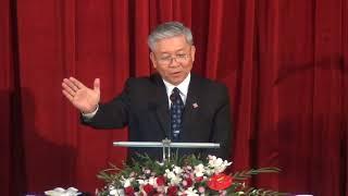 Sứ điệp cải chánh: SỐNG BỞI ĐỨC TIN :  Mục Sư Quản nhiệm  ( phần 1 )