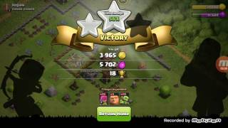 coc awesome attack and gems hidden in this video