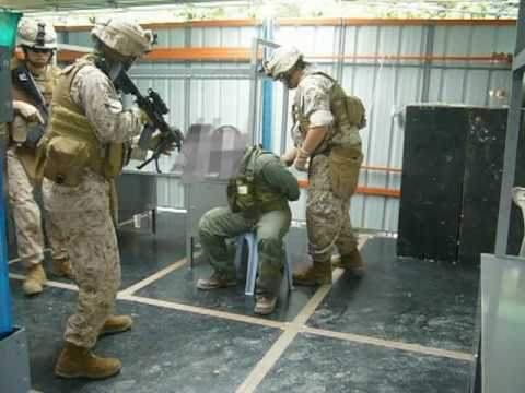 Airsoft U.S. Marine Corps Impressions, USMC Search And Rescue Mission Wargame in Hong Kong