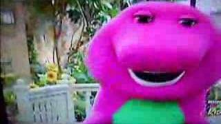 BARNEY - Amo você ( I love you brazilian portugese)