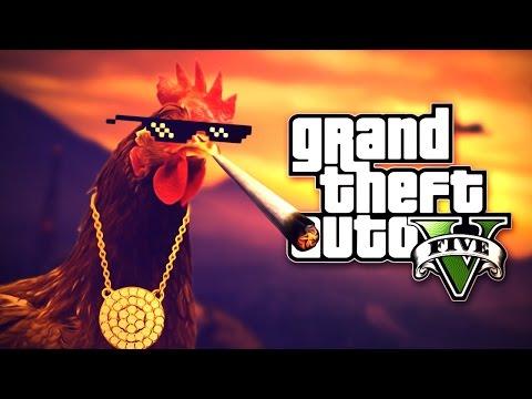 KOKA JE OVDE NAJVECI MAFIJAS ! Grand Theft Auto V - Lude Misije W/Cale