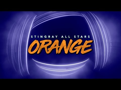 Stingray Allstars Orange 2018-19