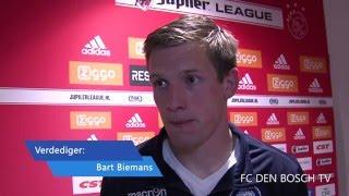 FCDB TV: Nabeschouwing Jong Ajax - FC Den Bosch