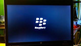 Blackberry GNU OS 64 Bit Unofficial- for BB Fan and ❤️ november 2019 screenshot 1