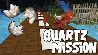 minecraft attack of the b team quartz mission 39