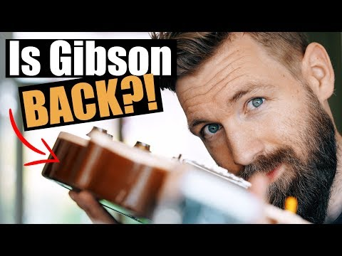 Is Gibson Back? | The NEW Les Paul Standard '50's!
