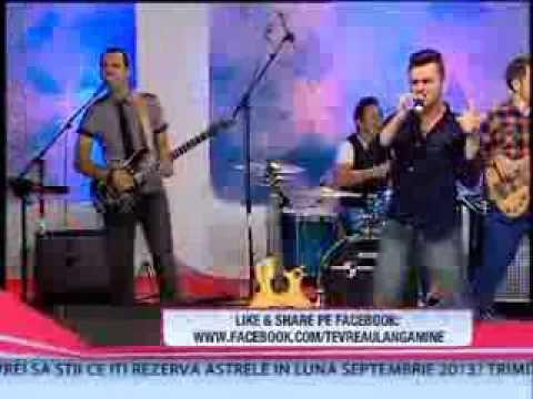 Tavi Clonda Band live @kanal D-Vida loca cover