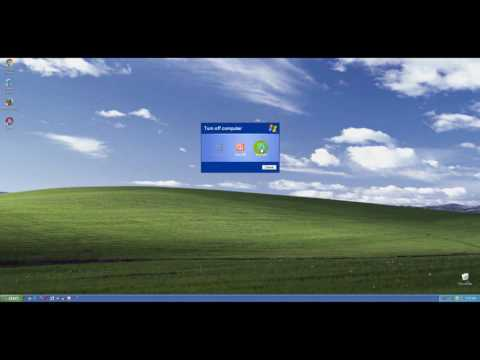 System Restore In Safe Mode With Networking - Method #1 (Windows XP)