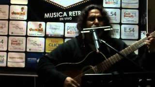 DEL CISCO - Flotando en el viento - Enrique (Mendu) vers acústica.