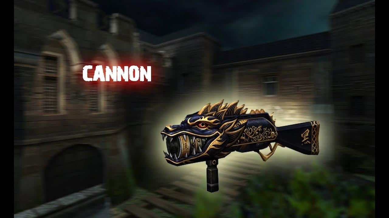 [Dias's Weapon] Dragon Cannon (2013 Version) - YouTube