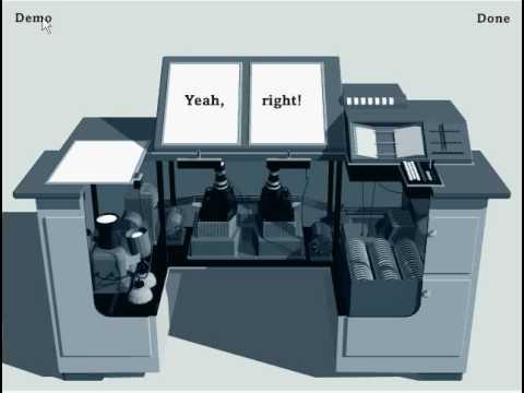 memex machine