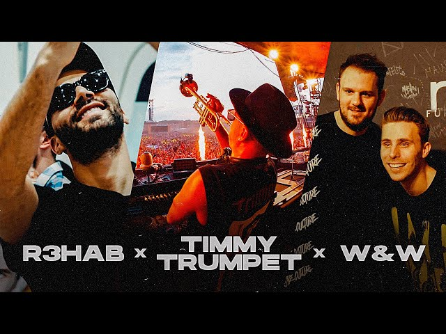 R3HAB x Timmy Trumpet x W&W - Distant Memory (Official Video)